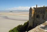 la baie du Mont St Michel