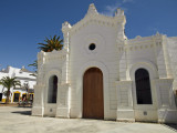 Conil de la Frontera, church