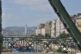 Erzsébet bridge - 0458