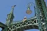 Erzsébet bridge - 0459