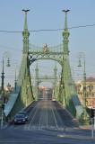 Erzsébet bridge - 0534