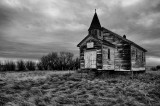 Fall  Church Clydesdale SK.