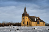 Winter  New Stockholm Lutheran Church