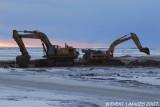 Evening Excavators