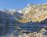 Lake Sabrina, Eastern Sierras
