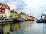 Malmö and Copenhagen