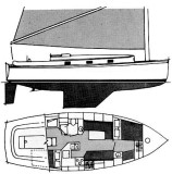 36 outboard profile & layout
