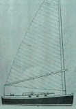 NONSUCH outboard profile