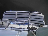 swim platform from stern deck