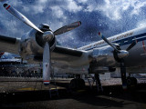 The SUPER CONSTELLATION of  the SWISS BRAND BREITLING