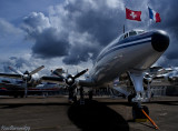 The SUPER CONSTELLATION of  the SWISS BRAND BREITLING III