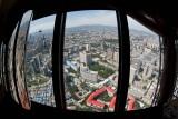 Cityscape of  Beijing  I