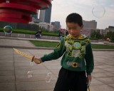 Qingdao.Battle with the Bubbles