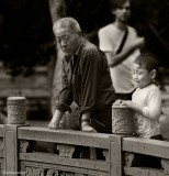 JINAN.The Great-father and his Grandson Act II