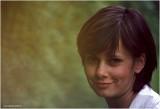KIKI 1976 SHORT HAIR before LONG