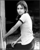 KIKI in 1973 just arrived in My Life