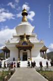 Memorial Choeten - Thimphu