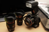 Canon 60D with 16-35mm f/2.8 L lens