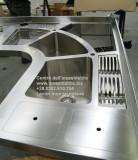 Apri la galleria dei piani - Top - Lavelli inox su misura - Cucine inox arredo