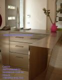 Apri la galleria dei mobili su misura e delle strutture in metallo. Arredi inox
