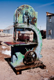 Bandsaw in Goldfield