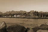 Loretto from the breakwater