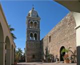 The mission of Nuestra Senora de Loreto
