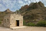 Road to San Javier
