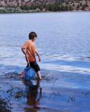 Prineville Reservoir with Braeden & Mark
