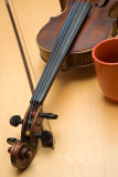 Violin at the Coffee Shop  ~  January 8