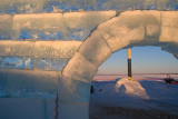 Late Afternoon at the Ice Castle  ~  January 22  [20]