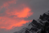 Red Evening Sky / Abendrot