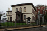 Touro Synagogue, oldest standing in U.S.