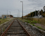 Gaspe rail and station