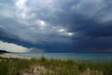 Approaching Thunderstorm