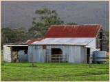 Old Aussie barn.