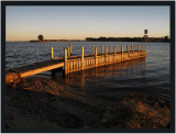 Jetty at Sunset Cove