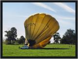 Chandon balloon