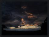 Cloud glow