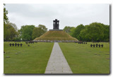La Cambe cimetière militaire Allemand