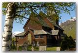 Røldal stavkyrkje Norway
