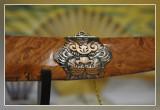 detail decoration sword