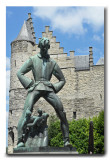 Lange Wapper Het Steen Antwerpen