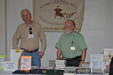 Pat Mountain and George Tiedeman, MHAA volunteers