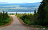 Road to the Yukon River