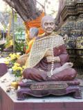 Memorial Beneath the Buddha TRee