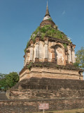 Another Chedi (Stupa)   Within the Grounds.