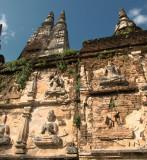 Main Structure at Wat Jedyod