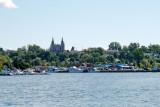 St Anne's from the Dock in Penetang.