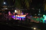 Ratchaphruek Floral Festival, Night-time